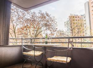 Aconcagua Apartments, Apartmány  Santiago - big - 11