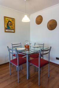 Aconcagua Apartments, Apartmány  Santiago - big - 9