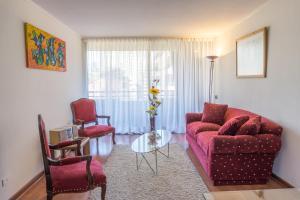 Aconcagua Apartments, Apartmány  Santiago - big - 5