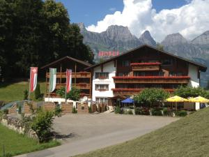 Sporthotel Restaurant Knobelboden, Hotel  Oberterzen - big - 16