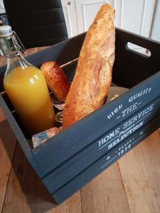 Le clos d'Arry, Bed & Breakfast  Arry - big - 24