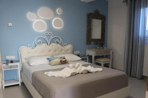 Stelios Village Mykonos, Апартаменты  Миконос - big - 65