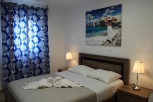 Stelios Village Mykonos, Апартаменты  Миконос - big - 53
