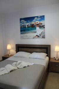 Stelios Village Mykonos, Appartamenti  Città di Mykonos - big - 52
