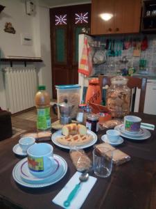 Calì B&B, Bed and breakfasts  Alatri - big - 23