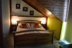 Albergues - Guest House Haklův Mlýn