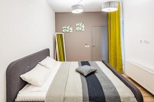 Apart Hotel Code 10, Aparthotely  Lvov - big - 58