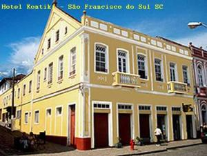 Kontiki Hotel, Hotels  São Francisco do Sul - big - 1