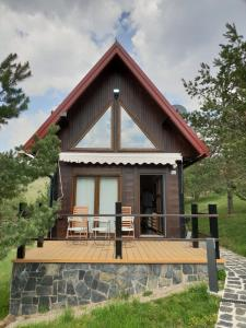 Previja Zlatibor Chalet, Alpesi faházak  Zlatibor - big - 71
