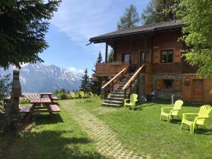 Accommodation in Bettmeralp