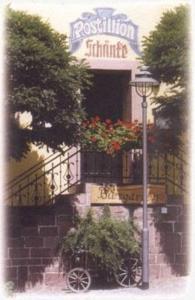 Landhotel Zur alten Post - Gemünden