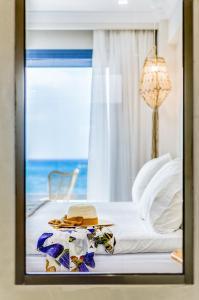 Pyrgos Blue, Apartmanhotelek  Mália - big - 65