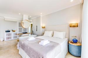Pyrgos Blue, Apartmanhotelek  Mália - big - 53