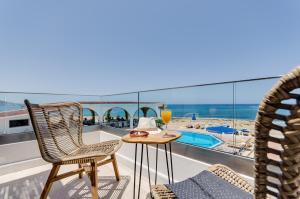Pyrgos Blue, Apartmanhotelek  Mália - big - 51