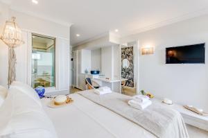 Pyrgos Blue, Apartmanhotelek  Mália - big - 71