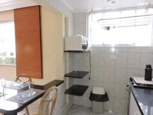 Apartamentos Adriatico, Appartamenti  Guarujá - big - 32