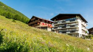 Haus Aristella - Apartment - Saas-Fee