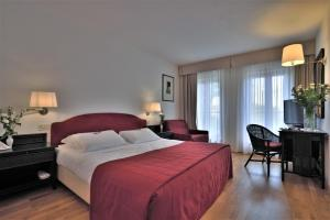 Hotel Hannover, Отели  Градо - big - 21
