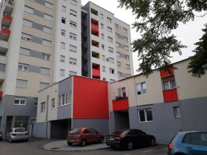 Apartman Aurora, Apartments  Tuzla - big - 4