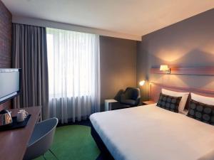 Mercure Hotel Zwolle, Отели  Зволле - big - 52