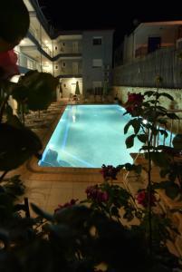 Kiwi Hotel, Hotels  Nea Fokea - big - 22