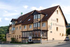 Hotel & Restaurant Zur Weintraube - Jena