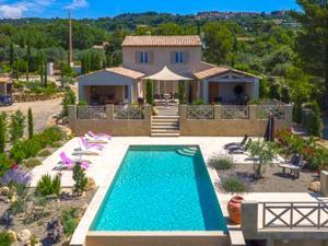 villa Tourtour