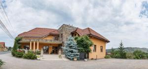 Pensiunea Boema, Гостевые дома  Себеш - big - 32