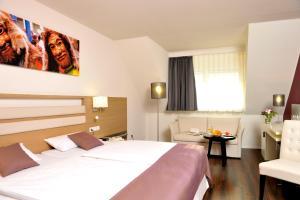 Ringhotel Goldener Knopf, Hotely  Bad Säckingen - big - 25