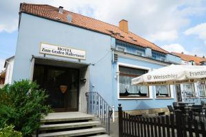 Hotel zum Grafen Hallermunt - Bennigsen