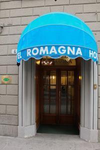 Hotel Romagna - Florence