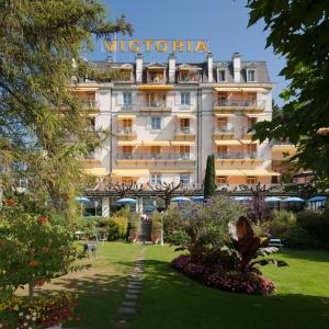 Hotel Victoria Glion - Montreux