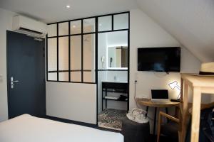Relais Amadourien, Hotels  Rocamadour - big - 27