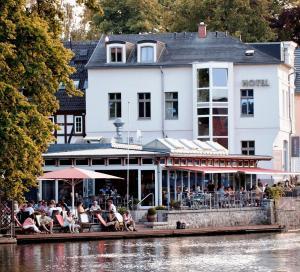 Hotel & Restaurant Fackelgarten - Barkhagen