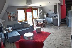 Apartament Podkowa z widokiem na Giewont