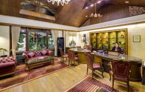 Mayfair Gangtok, Курортные отели  Гангток - big - 104