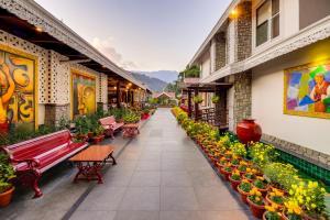 Mayfair Gangtok, Курортные отели  Гангток - big - 106