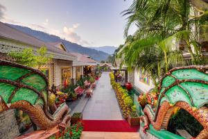 Mayfair Gangtok, Курортные отели  Гангток - big - 107