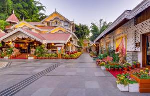 Mayfair Gangtok, Курортные отели  Гангток - big - 1