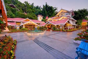 Mayfair Gangtok, Курортные отели  Гангток - big - 108
