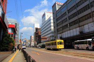 Nagasaki Bus Terminal Hotel