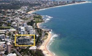 Beachfront Mooloolaba Apartment
