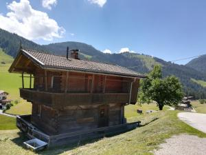 Hütte Badstub - Apartment - Thierbach