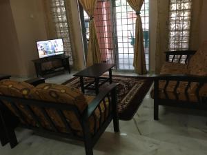 Homestay Tamu Orkid (Guest House), Проживание в семье  Куантан - big - 19