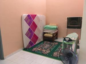 Homestay Tamu Orkid (Guest House), Проживание в семье  Куантан - big - 17