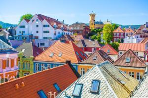 Best Western Plus Hotell Hordaheimen, Szállodák  Bergen - big - 47