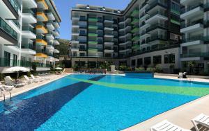 Konak Seaside Resort, Apartmanok  Alanya - big - 128