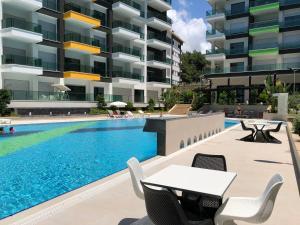 Konak Seaside Resort, Apartmanok  Alanya - big - 126