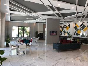 Konak Seaside Resort, Apartmanok  Alanya - big - 85