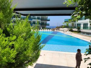 Konak Seaside Resort, Apartmanok  Alanya - big - 125